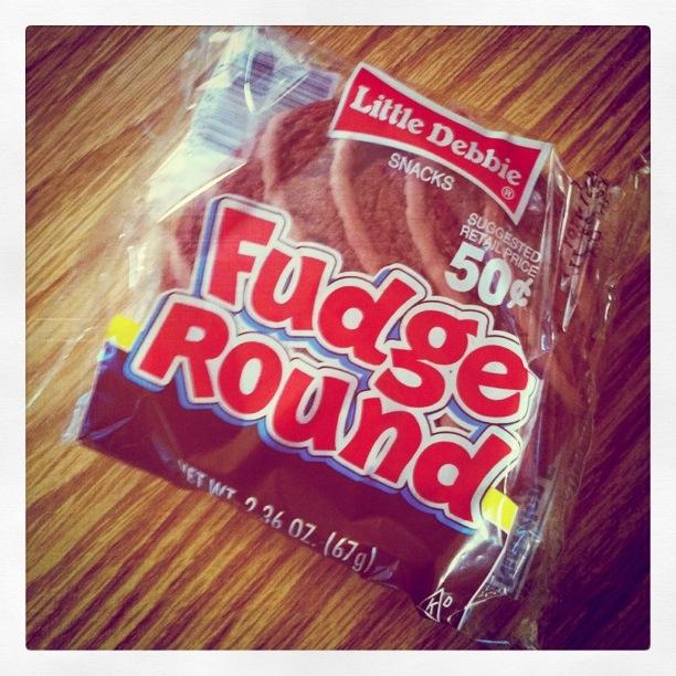 fudge round